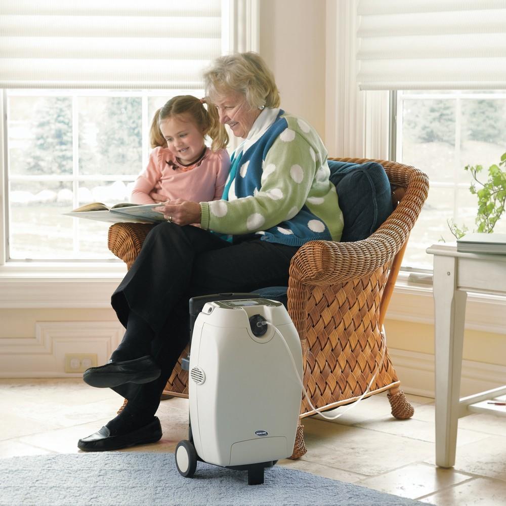 кислородный концентратор для дома